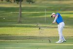 Danny Willett of England plays an approach shot during the 58th UBS Hong Kong Golf Open as part of the European Tour on 11 December 2016, at the Hong Kong Golf Club, Fanling, Hong Kong, China. Photo by Marcio Rodrigo Machado / Power Sport Images