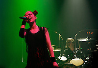 Garbage in concert at Webster Hall in New York City on May 22, 2012. Credit: Jen Maler/MediaPunch Inc.