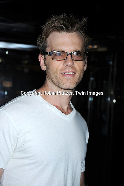 Trevor St John..arriving at the One Life to Live Fan Club Luncheon on ..August 16, 2008 at The Marriott Marquis Hotel. ....Robin Platzer, Twin Images