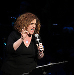 Mary Testa performing in 'The Concert - A Celebration of Contemporary Musical Theatre' at The Second StageTheatre in New York City on 1/21/2013