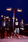 Apr 1991: PANTERA - Photosession in Chicago IL USA