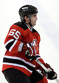 Joe Rooney takes part in the third session on Saturday, September 15, 2007 of the New Jersey Devils training camp on Rink 2 of the Richard E. Codey Arena at South Mountain in West Orange, New Jersey...