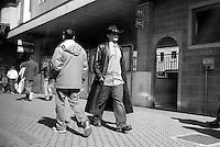 stazione di Saronno, moda maschile