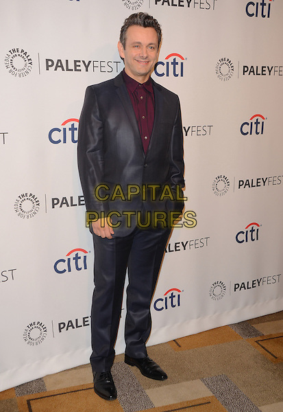 24 March 2014 - Hollywood, California - Michael Sheen. Cast arrivals for 2014 PaleyFest &quot;Masters Of Sex&quot; held at The Dolby Theater in Hollywood. <br /> CAP/ADM/BT<br /> &copy;Birdie Thompson/AdMedia/Capital Pictures
