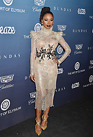 LOS ANGELES, CA - JANUARY 05: Shanola Hampton attend Michael Muller's HEAVEN, presented by The Art of Elysium at a private venue on January 5, 2019 in Los Angeles, California.<br /> CAP/ROT/TM<br /> &copy;TM/ROT/Capital Pictures