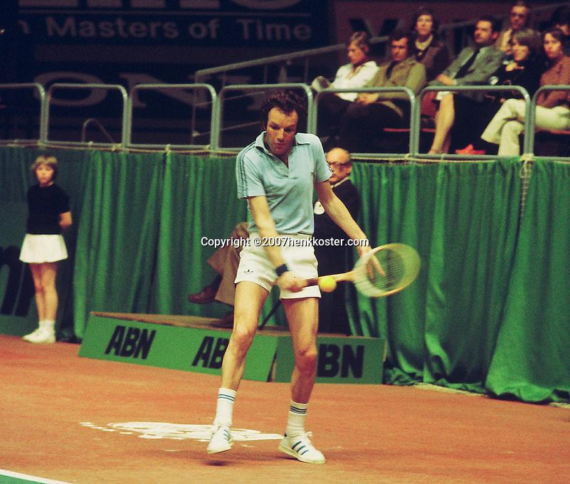 1975,ABN Tennis Tournament, Tom Okker