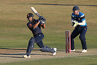 Ravi Bopara of Essex in batting action during Essex Eagles vs Premier Leagues XI, Friendly Match Cricket at The Cloudfm County Ground on 2nd July 2018