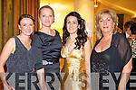 Pictured at Kerry Fashion Weekend awards held in the Carlton hotel, Tralee on Saturday evening, were l-r: Kathleen Jeffers (Ardfert) Chris O'Shea (Doon) Daphne Scanlon (Castlegregory) Mandy McKensie Vass (Ballyroe).