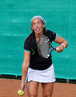 2013-08-17, Netherlands, Raalte,  TV Ramele, Tennis, NRTK 2013, National Ranking Tennis Champ,  Gomperts<br /> <br /> Photo: Henk Koster