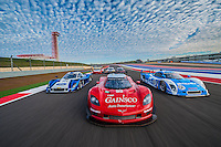 2013 GRAND-AM of The Americas presented by GAINSCO and TOTAL
