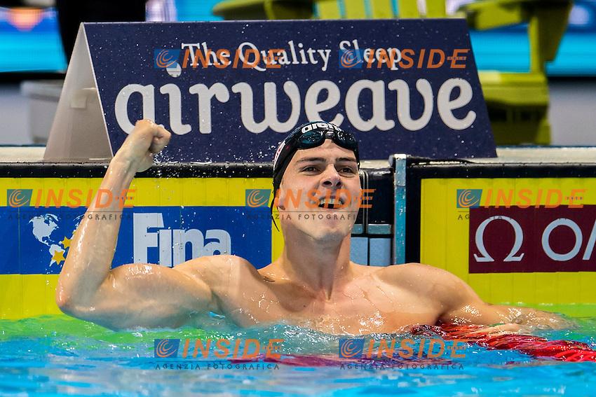 PUTS Jesse NED Gold Medal<br /> Men's 50m Freestyle<br /> 13th Fina World Swimming Championships 25m <br /> Windsor  Dec. 9th, 2016 - Day04 Finals<br /> WFCU Centre - Windsor Ontario Canada CAN <br /> 20161209 WFCU Centre - Windsor Ontario Canada CAN <br /> Photo &copy; Giorgio Scala/Deepbluemedia/Insidefoto