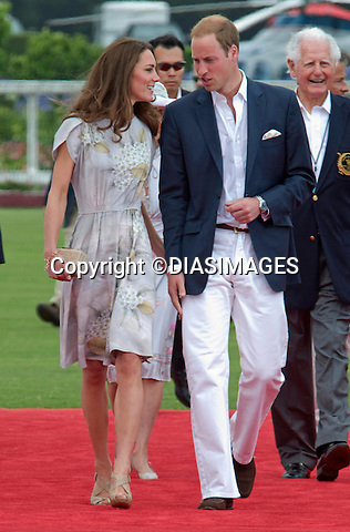 "PRINCE WILLIAM & KATE - CALIFORNIA, USA.attend the Foundation Polo Challenge at the Santa Barbara Polo & Racquet Club, Santa Barbara, California. Prince William participated in the polo match_09/07/2011.Mandatory Credit Photo: ©Francis Dias-DIASIMAGES. .**ALL FEES PAYABLE TO: ""NEWSPIX INTERNATIONAL""**..IMMEDIATE CONFIRMATION OF USAGE REQUIRED:.DiasImages, 31a Chinnery Hill, Bishop's Stortford, ENGLAND CM23 3PS.Tel:+441279 324672  ; Fax: +441279656877.Mobile:  07775681153.e-mail: info@newspixinternational.co.uk"