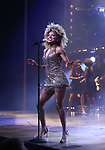 "Tina Turner during the ""Tina - The Tina Turner Musical"" Opening Night Curtain Call at the Lunt-Fontanne Theatre on November 07, 2019 in New York City."