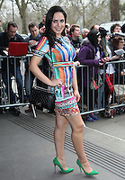 Nazaneen Ghaffar  arriving for the TRIC Awards 2014, at Grosvenor House Hotel, London. 11/03/2014 Picture by: Alexandra Glen / Featureflash