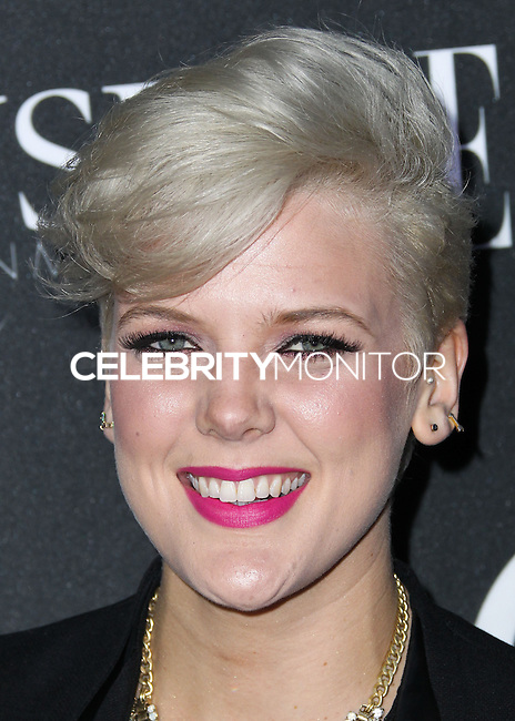 HOLLYWOOD, LOS ANGELES, CA, USA - APRIL 22: Betty Who at the 5th Annual ELLE Women In Music Concert Celebration presented by CUSP by Neiman Marcus held at Avalon on April 22, 2014 in Hollywood, Los Angeles, California, United States. (Photo by Xavier Collin/Celebrity Monitor)