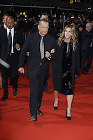 Tom Hanks and Rita WIlson attending the &quot;Inferno&quot; premiere held at CineStar, Sony Center, Potsdamer Platz, Berlin, Germany, 10.10.2016. <br /> Photo by Christopher Tamcke/insight media /MediaPunch ***FOR USA ONLY***