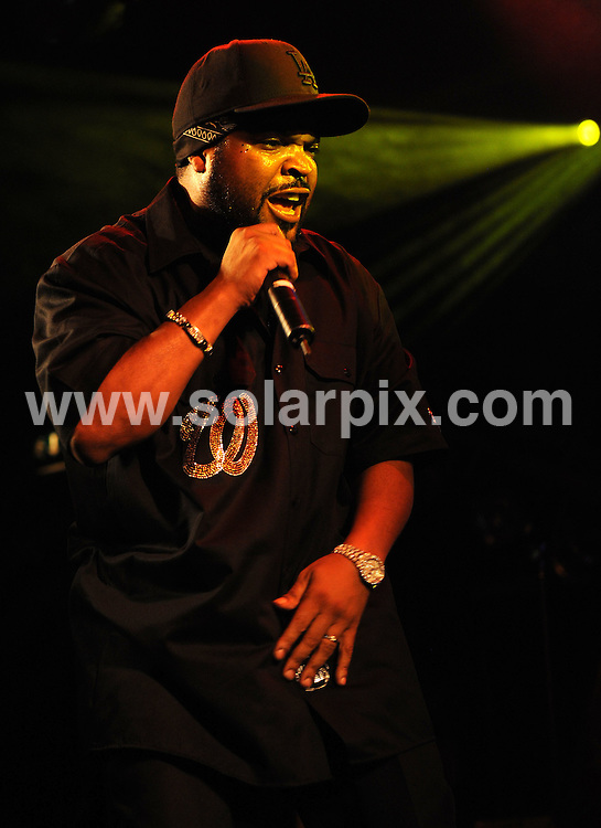 **ALL ROUND PICTURES FROM SOLARPIX.COM**.**WORLDWIDE SYNDICATION RIGHTS**.Ice Cube performs live at the Electric Ballroom, Camden, London, UK 14th July 2008..This pic: Ice Cube..JOB REF: 6829 SSD     DATE: 14_07_2008.**MUST CREDIT SOLARPIX.COM OR DOUBLE FEE WILL BE CHARGED* *UNDER NO CIRCUMSTANCES IS THIS IMAGE TO BE REPRODUCED FOR ANY ONLINE EDITION WITHOUT PRIOR PERMISSION*