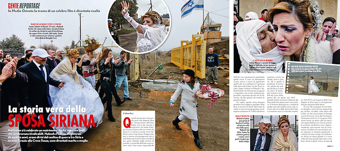 GENTE - The Syrian Bride