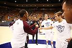 14-15 BYU Men's Basketball vs Arkansas Little Rock