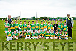 John Mitchells U6's at the John Mitchels GAA  Juvenile tournament on Saturday