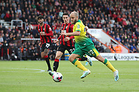 Teemu Pukki of Norwich City runs with the ball during the Premier League match between Bournemouth and Norwich City at Goldsands Stadium on October 19th 2019 in Bournemouth, England. (Photo by Mick Kearns/phcimages.com)<br /> Foto PHC/Insidefoto <br /> ITALY ONLY