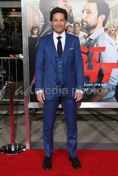 "13 February 2017 - Westwood, California - Richie Keen. ""Fist Fight"" Los Angeles Premiere held at Regency Village Theatre. Photo Credit: F. Sadou/AdMedia"