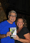 "Guiding Light and One Life To Live Kim Zimmer and singer John Davidson star in the National Tour of Wicked on July 31, 2013 at the Kimmel Center for the Performing Arts in Philadelphia, Pennsylvania. Kim has been on tour for probably a year as ""Madame Morrible"" and John Davidson as ""The Wonderful Wizard of Oz"". (Photo by Sue Coflin/Max Photos)"