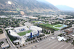 1309-22 3514<br /> <br /> 1309-22 BYU Campus Aerials<br /> <br /> Brigham Young University Campus, Provo, <br /> <br /> Lavell Edwards Stadium, LES, BYU Football<br /> <br /> September 6, 2013<br /> <br /> Photo by Jaren Wilkey/BYU<br /> <br /> © BYU PHOTO 2013<br /> All Rights Reserved<br /> photo@byu.edu  (801)422-7322