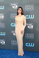 LOS ANGELES - JAN 11:  Alison Brie at the 23rd Annual Critics' Choice Awards at Barker Hanger on January 11, 2018 in Santa Monica, CA