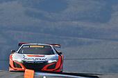 Pirelli World Challenge<br /> Intercontinental GT Challenge California 8 Hours<br /> Mazda Raceway Laguna Seca<br /> Sunday 15 October 2017<br /> Ryan Eversley, Tom Dyer, Dane Cameron, Acura NSX GT3, GT3 Overall<br /> World Copyright: Richard Dole<br /> LAT Images<br /> ref: Digital Image RD_PWCLS17_202