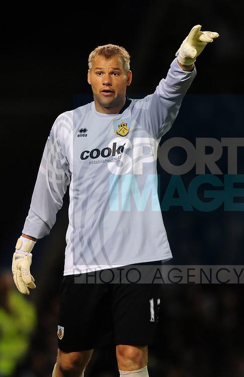 Brian Jensen of Burnley