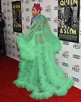 """14 November 2019 - Hollywood, California - Melanie Halfkenny. AFI FEST 2019 Presented By Audi – """"Queen & Slim"""" Premiere held at TCL Chinese Theatre. Photo Credit: Billy Bennight/AdMedia"""