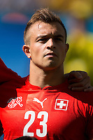 Xherdan Shaqiri of Switzerland