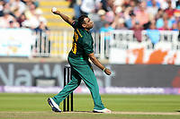 Notts Outlaws' Samit Patel in delivery stride <br /> <br /> Photographer Andrew Kearns/CameraSport<br /> <br /> NatWest T20 Blast Semi-Final - Hampshire v Notts Outlaws - Saturday 2nd September 2017 - Edgbaston, Birmingham<br /> <br /> World Copyright &copy; 2017 CameraSport. All rights reserved. 43 Linden Ave. Countesthorpe. Leicester. England. LE8 5PG - Tel: +44 (0) 116 277 4147 - admin@camerasport.com - www.camerasport.com