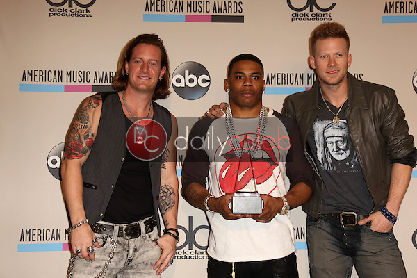Florida Georgia Line, Nelly<br />