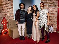 """SÃO PAULO, SP, 18.12.2018 - SHOW-SP - Banda Melim faz participação no show de Sandy, """"Nós Vóz Eles"""",  no Credicard Hall em São Paulo, nesta terça-feira, 18 (Foto: Bruna Grassi/Brazil Photo Press)"""