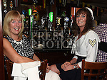 Ann Tracey (GKCSC) and Orla Murphy pictured at the Nautical night in aid of the Gary Kelly Cancer Support Centre in Watters of Collon.