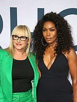 "31 July 2019 - Hollywood, California - Patricia Arquette, Angela Bassett. Photo Call For Netflix's ""Otherhood"" held at The Egyptian Theatre. Photo Credit: FSadou/AdMedia"