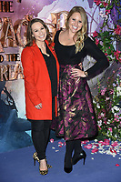 LONDON, UK. November 01, 2018: Amy Thompson &amp; Olivia Birchenough at the European premiere of &quot;The Nutcracker and the Four Realms&quot; at the Vue Westfield, White City, London.<br /> Picture: Steve Vas/Featureflash
