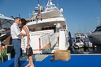 Monaco Yacht Show, Monaco, 29 September 2016