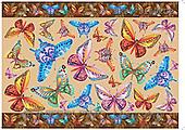 Alfredo, DECOUPAGE, paintings(BRTOD1492CP,#DP#) illustrations, pinturas