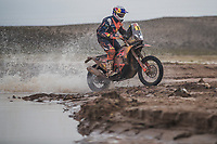 TUPIZA,BOLIVIA,14.JAN.18 - MOTORSPORTS, RALLY - Rally Dakar 2018,  stage 8, Uyuni - Tupiza. Image shows Toby Price (AUS/ KTM). Photo: Sport the library  / Red Bull Content Pool/ Flavien Duhamel - ATTENTION - FREE OF CHARGE FOR EDITORIAL USE