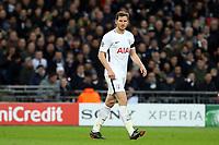Jan Vertonghen of Tottenham Hotspur during Tottenham Hotspur vs Juventus, UEFA Champions League Football at Wembley Stadium on 7th March 2018