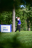 Sei Young Kim (KOR) watches her tee shot on 16 during Saturday's round 3 of the 2017 KPMG Women's PGA Championship, at Olympia Fields Country Club, Olympia Fields, Illinois. 7/1/2017.<br /> Picture: Golffile | Ken Murray<br /> <br /> <br /> All photo usage must carry mandatory copyright credit (&copy; Golffile | Ken Murray)