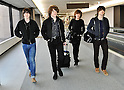 The Strypes arrive in Japan