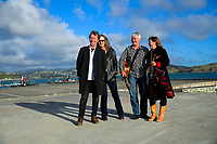 Hobnail photoshoot at Plimmerton Boat Club in Plimmerton, New Zealand on Sunday, 26 May 2019. Photo: Dave Lintott / lintottphoto.co.nz