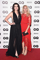 LONDON, UK. September 05, 2018: Aisling Bea & Sara Pascoe at the GQ Men of the Year Awards 2018 at the Tate Modern, London