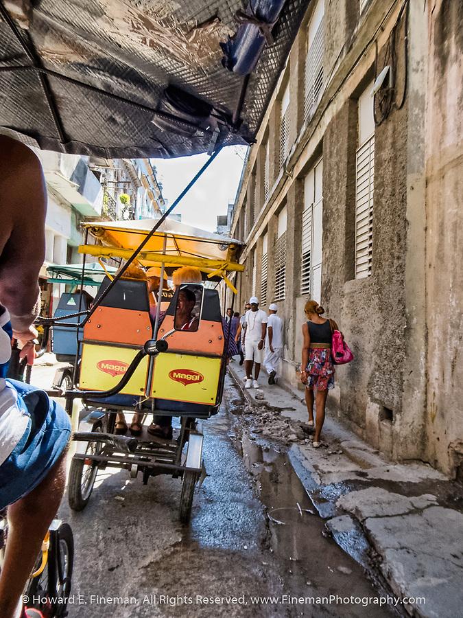 Old Havana Taxi