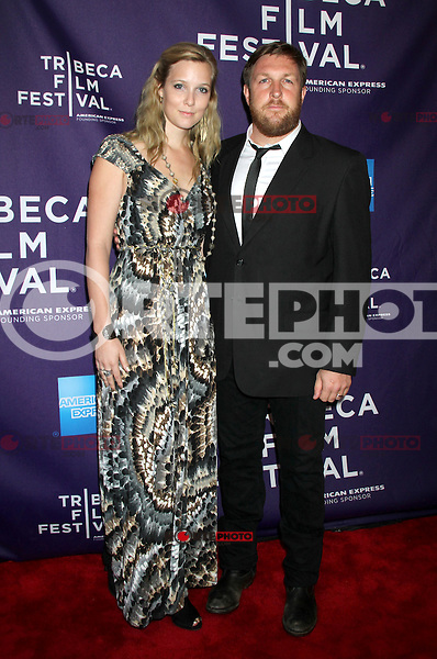 April 21, 2012 Naomi Berg,  David Berg attends the premiere of  Help Wanted Shorts Program -2012 Tribeca Film Festival  at the AMC Loews Village, 66 Third Avenue in New York City. Credit: RW/MediaPunch Inc.