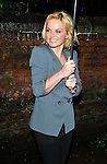 Geri Halliwell at the oxford union 11/06/2012 Picture By: Brian Jordan / Retna Pictures.. ..-..
